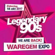 The Confetti's, Danger Hardcore Team en Sven Ornelis op Legendary 90's in Waregem!
