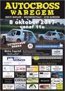 Autocross Waregem 8 oktober